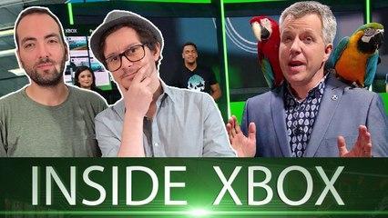 Revivez l'Inside Xbox Gamescom 2018 avec nous