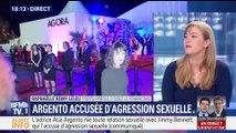 Asia Argento accusée d'agression sexuelle