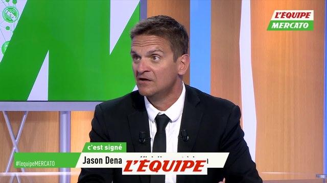 Denayer signe à Lyon - Foot - Transferts