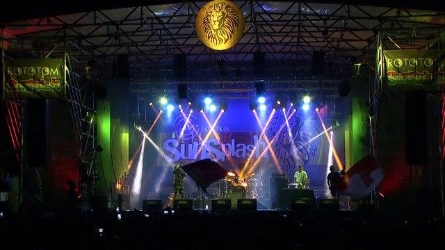 BIGA RANX ft Atili live @ Lion Stage 2018