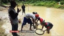 Sierra Leone : le diamant du bonheur