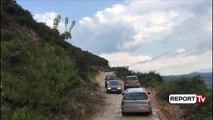 Repart Tv-Berat/ Bllokohet prej 6 orësh aksi që të lidh me Malin e Tomorrit
