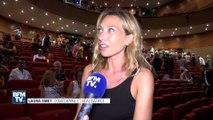 Laura Smet présente son premier court-métrage au festival d'Angoulême