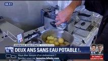Dans ce village de l'Yonne, ces habitants n'ont plus accès à l'eau potable depuis deux ans
