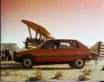 Citroën Visa diesel - pub italienne 1984