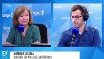 """Nathalie Loiseau : """"Nous cherchons à remettre en vigueur le droit de la mer"""""""