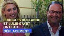 François Hollande et Claire Chazal : une rencontre inattendue