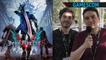 Gamescom   On a joué à Devil May Cry 5, la claque ?
