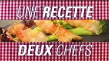 """Le combat des Chefs: """"Maxime Nouail"""" VS """"Mathieu Guibert"""""""