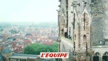 Adrénaline - Parkour : une échappée sur les toits de Bruges