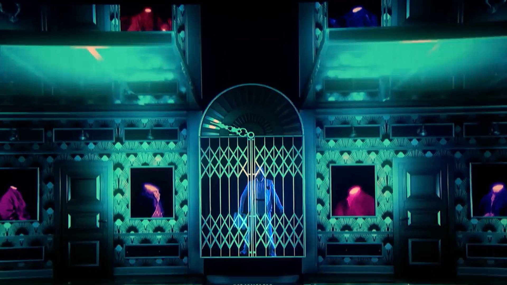 Front Pictures- Epic Projection Act Shocks Audience With Innovative Tech - America's Got Talent