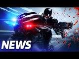 ROBOCOP RETURNS: Wie blutig wird das SEQUEL? | FILM NEWS