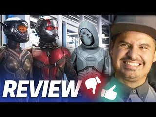 ANT-MAN AND THE WASP   Kritik & Review   Marvel 2018