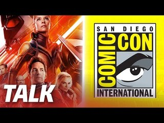 ANT-MAN 2 Spoilertalk + Die HIGHLIGHTS der COMIC CON! | TALK #25