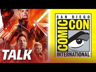 ANT-MAN 2 Spoilertalk + Die HIGHLIGHTS der COMIC CON!   TALK #25