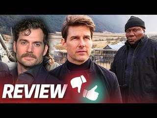 MISSION: IMPOSSIBLE - FALLOUT   Kritik & Review   Tom Cruise 2018