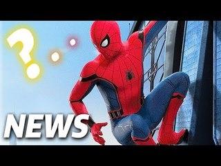SO heißt der neue SPIDER-MAN! | FILM NEWS