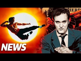 Er spielt BRUCE LEE in TARANTINOS neuem Film! | FILM NEWS