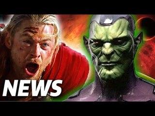 Sind DAS die AVENGERS 4 Bösewichte? | FILM NEWS
