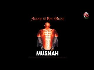 Andra And The Backbone - Musnah (Official Audio)