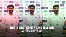 Kohli becomes second-most successful Indian captain after Trent Bridge win
