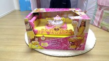 プリンセス ベル ティーカート ディズニー ティーパーティ�