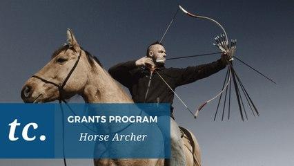 Lance Bishop the Nova Scotian Horse Archer