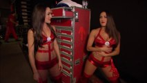 The Bella Twins prank Cameron - Total Divas, Aug. 18, 2013 - WWE Diva Divas Wrestling Fight Fighting MMA Sports Celebrity Celeb Brie Bella Nikki Bella