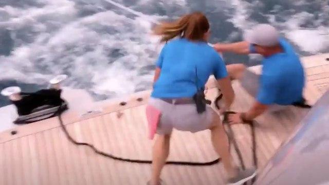 Watch! Shocking Footage: Near-Fatal Accident On 'Below Deck'
