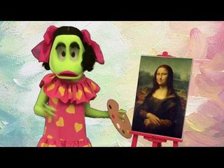 Los Trazos de Mafafa presenta a La Mona Lisa