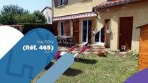 A vendre - Maison - VILLEURBANNE (69100) - 4 pièces - 90m²