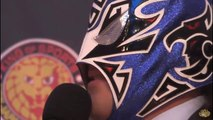 Cibernético, Charly Manson y El Zorro vs. Último Guerrero, Gran Guerrero y Euforia, por Campeonato de Tríos en Aniversario 85 del CMLL.