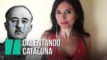 """""""Calentando Cataluña"""", por Marta Flich"""