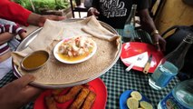 Ethiopian Food in 500 YEAR OLD Konso Village in Ethiopia - AMAZING AFRICAN CULTURE!