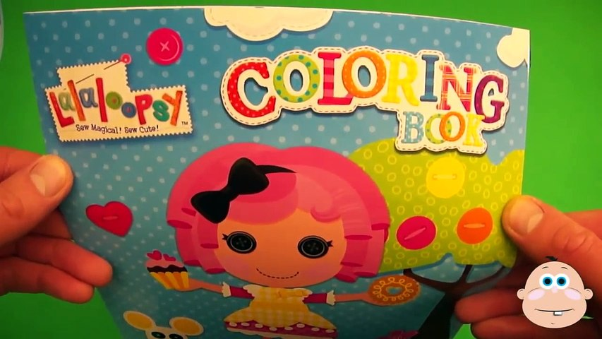 Huge Lalaloopsy Surprise Bag Filled with FUN!!