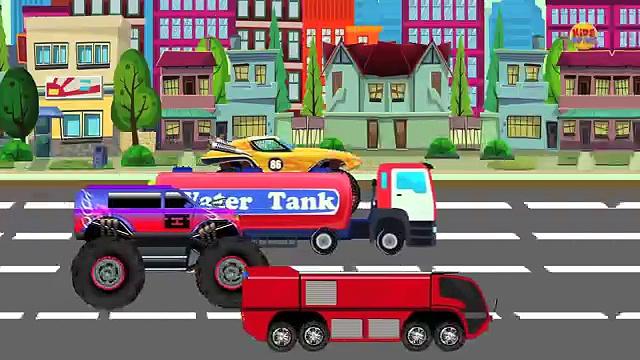 Truck Battles | Big Trucks
