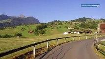 Thomas Schifferle hat mit seinem Bike eine «Traumtour» gemacht. Grabs - Gamperfin - Ölberg - Oberdorf - Wildhaus - Bädli - Grabs. Am Abend war er müde, ziemlich