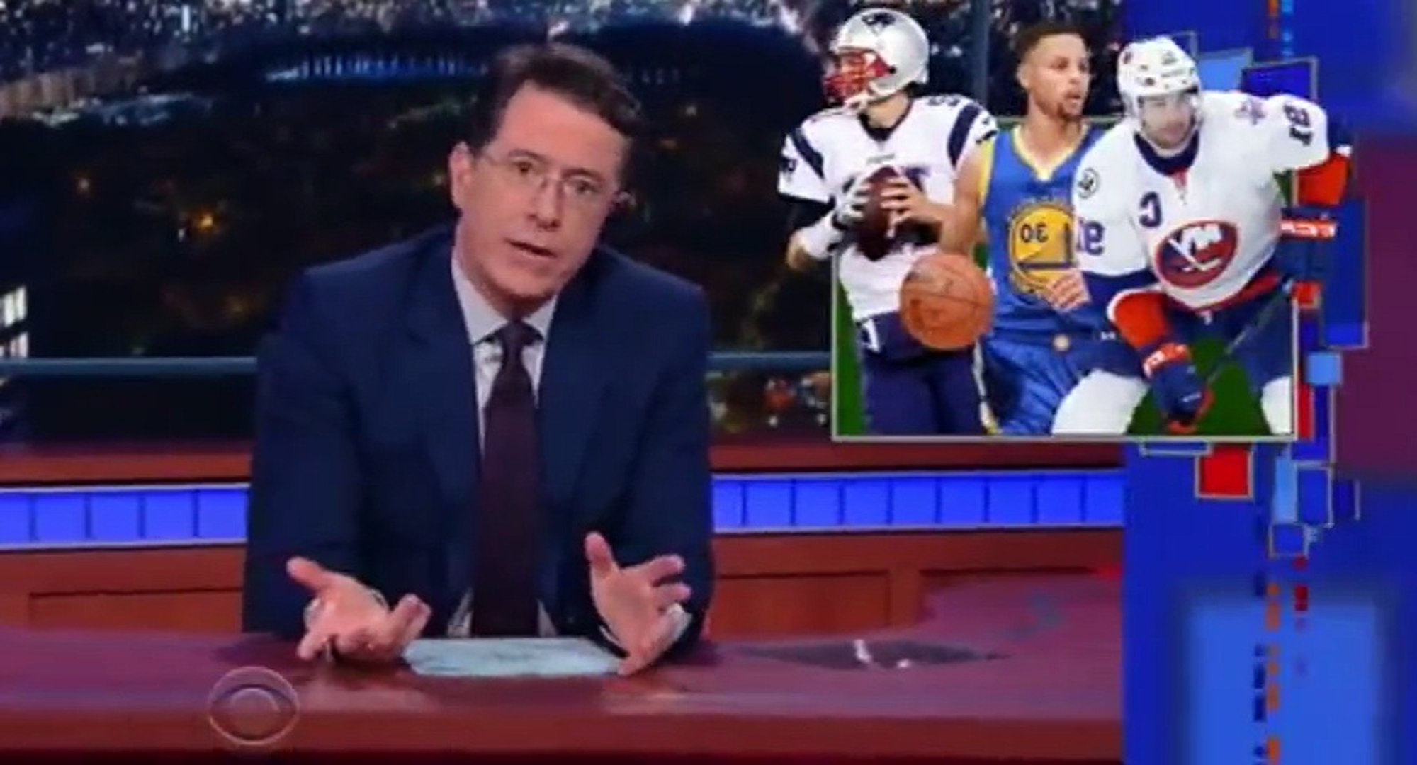 Late Show with Stephen Colbert S01 - Ep49 Michael Caine, Larry Wilmore, Boots HD Watch