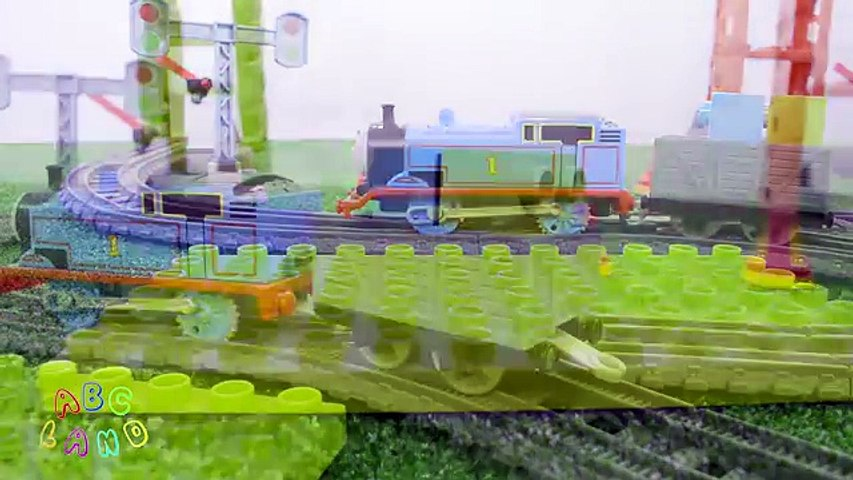 Counting Learning Video with Thomas & Friends