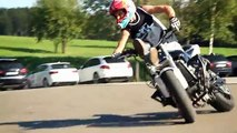 Motorcycle Stunts: Mario Tengg Price Spot Sessions Drift Stunt Bike Riding