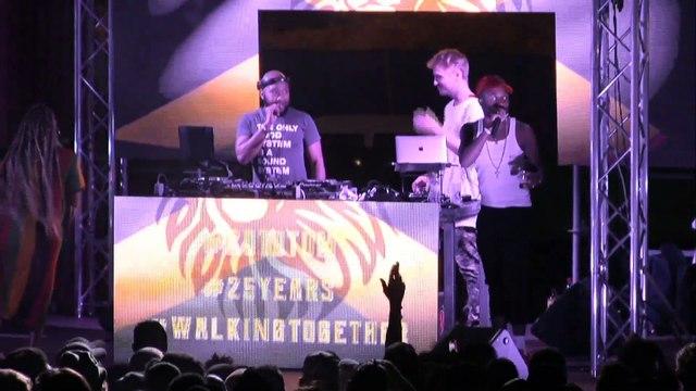 COPPERSHOT meets JUGGLERZ live @DanceHall 2018