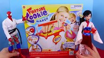 Fortune Cookie Maker Playset Where You Can Make Asian Cookies At Home