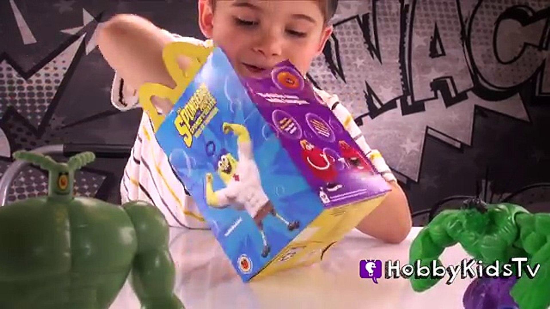Hulk vs Plank TON Toys Play