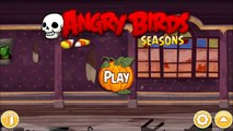 Haunted Hogs Theme [HQ] Angry Birds Seasons Halloween