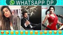 Cezzane Khan, Monalisa, Ravi Dubey, Nia Sharma   What's aap Display Pictures