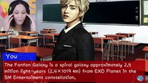 DRAGUER À LÉCOLE ! Exo Dating Game