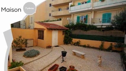 A vendre - Maison/villa - Ste maxime (83120) - 7 pièces - 140m²