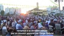 Les musulmans fêtent l'Aïd à travers le monde