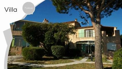 A vendre - Maison/villa - Ste maxime (83120) - 7 pièces - 220m²