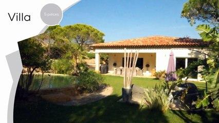 A vendre - Maison/villa - Ste maxime (83120) - 5 pièces - 250m²